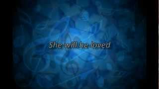 Download Maroon 5 - She will be loved Lyrics [HQ] Mp3