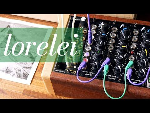 Lorelei (Voltage Controlled Oscillator) - Expert Sleepers
