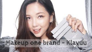 One Brand Makeup Tutorial | Trang Điểm Chỉ Sử Dụng Sản Phẩm Của Klavuu