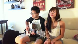 Can't Take My Eyes Off You (Acoustic Cover) - Jess Delgado and AJ Rafael