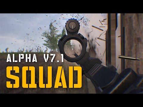 SQUAD Gameplay - Yehorivka infantry only