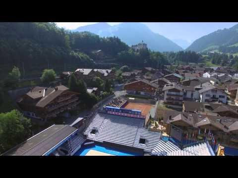 Gstaad Major - Bird's eye view