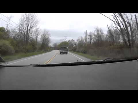 Scenic US 224 West: New Castle, Pennsylvania to Boardman, Ohio