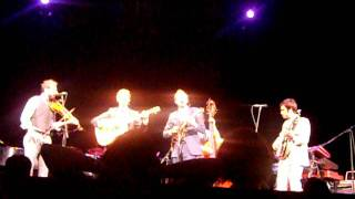 "Punch Brothers, ""Dead Leaves and the Dirty Ground"", Wolf Trap Farm Park, August 28, 2011"