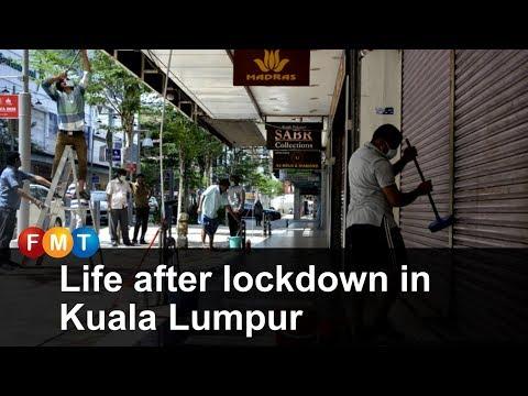 Life after lockdown in Kuala Lumpur