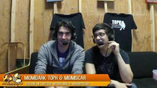 The Scar and Toph Show: SEASON 2 EPISODE 11 - Chilling With the Chat (ft. Toph and Scar)