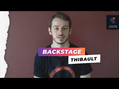 Itw de Thibault P. - Manager de l'équipe esport du FC Nantes et étudiant G. Business