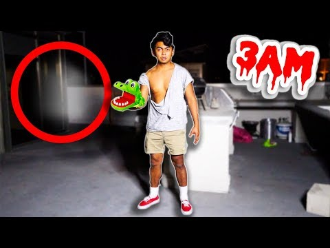 Do Not Play Crocodile Dentist at 3AM! (Scary)