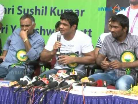 Sushil Kumar - Wrestler