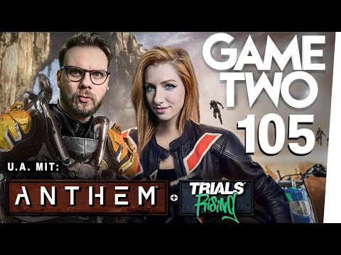 Anthem, Trials Rising, Dirt Rally 2.0, Tetris 99, Pikuniku | Game Two #105