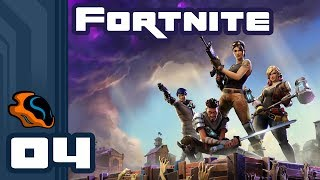 Let's Play Fortnite [Multiplayer] - PC Gameplay Part 4 - Solo Interlude
