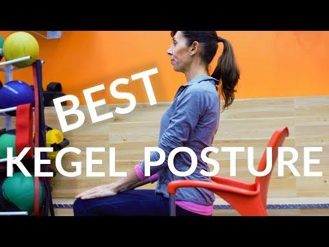 Best Posture For Kegel Exercises That Strengthen Your Pelvic Floor