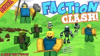codes faction clash ROBLOX [EXPIRED]