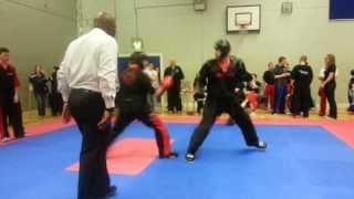 IAKSA Edinburgh Open 2014 - +94kg - Luke Thorpe(TKS) vs L Palmer(WOSK)