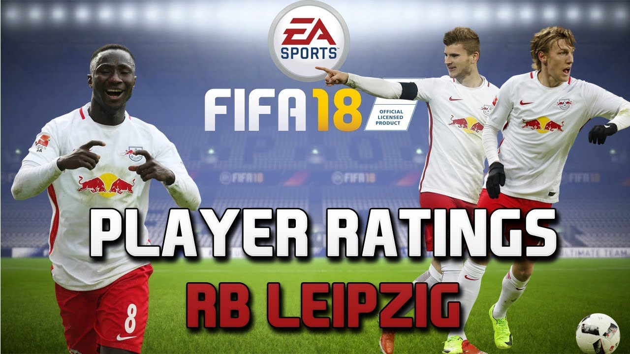 Fifa 18 Rb Leipzig Player Rating Predictions Youtube