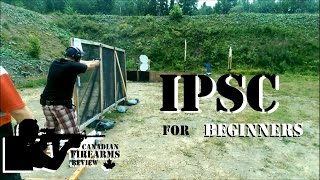 beginners intro to ipsc and competitive shooting