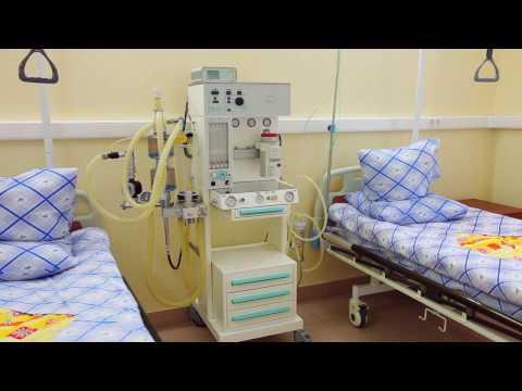 Больница на станции Ершов, Приволжская железная дорога - презентационный ролик Саратовская область