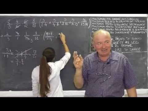 2/2 Lectia 562 - Numere prime | Divizibilitate | Operatii in Q | Ecuatii cu numere rationale