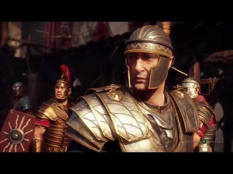Ryse Son of Rome Longplay Chapitre 8 ENDING - Fils de Rome