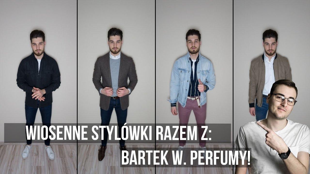 Download Wiosenne stylówki oraz wiosenne perfumy z @Bartek W. Perfumy| Projekt Mężczyzna