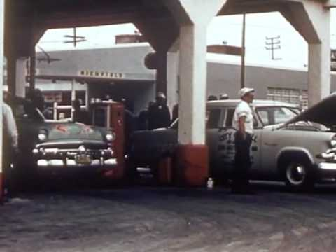 Show 'Em the Road 1954 Mobilgas Film