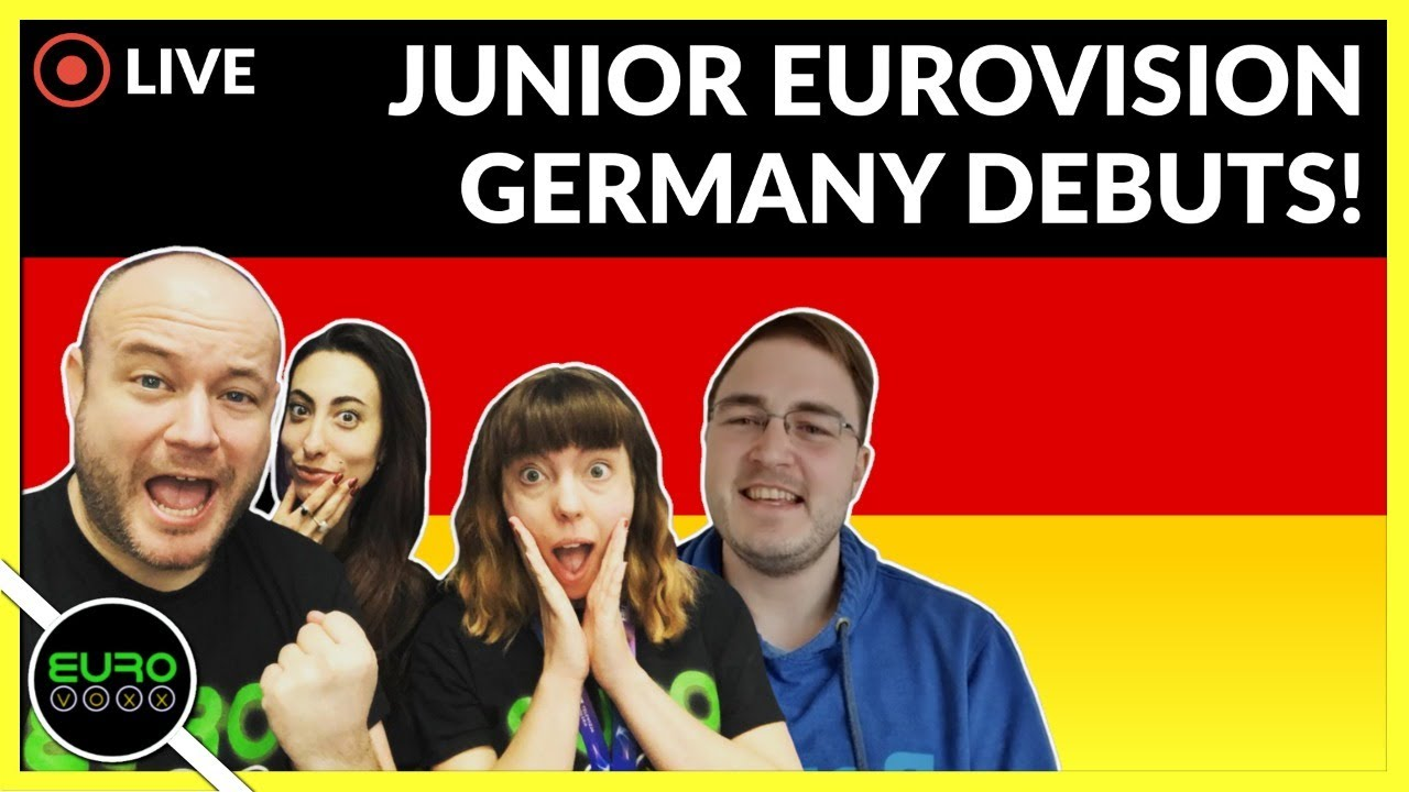 JUNIOR EUROVISION 2020: GERMANY DEBUTS AT CONTEST! (REACTION)