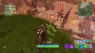 Fortnite OBLIVION SKIN SHOWCASE