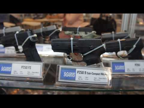 Arms Show 2012: Philippine Gun Show (DSAS Part 2)