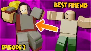 NOOB TO PRO *MY BEST FRIEND* IN DUNGEON QUEST ROBLOX