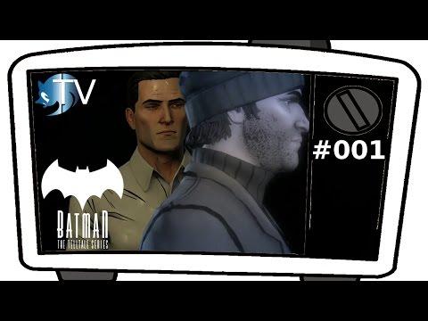 Batman: The Telltale Series Gameplay German Part 1 - Ep.2 - Children of Arkham - Let's Play Deutsch - Duur: 22:56.