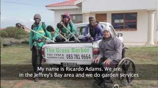The Grass Barber: Gardening services, Jeffreysbay, South Africa