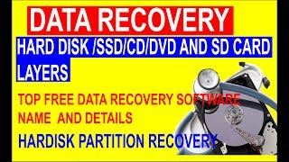 Data Recovery | Best Free Data Recovery Software