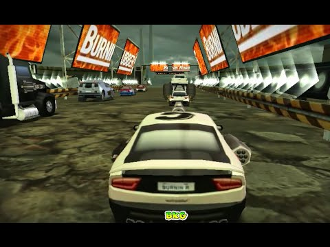 burnin rubber 5 car racing game 3d best kid games youtube