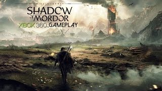 Middle-earth: Shadow of Mordor Gameplay (XBOX 360 HD)