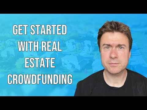 How to Get Started Investing on a Real Estate Crowdfunding Platform