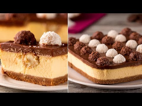 cheesecake-ferrero-rocher-–-un-véritable-chef-d'œuvre-culinaire-pour-un-repas-de-fête!-ǀsavoureux.tv