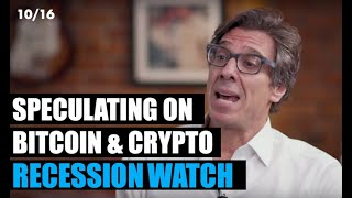 🔴 How Will Bitcoin \u0026 Crypto Shift The Financial System? | Recession Watch
