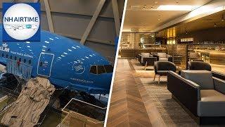 NH AIRTIME S04E11 (NL) | De Star Alliance Lounge op Schiphol