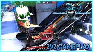 S4 League [S4Remnants] SqLarge & xLarge 2v2 GamePlay 🖤 | Station-2 (2019) *