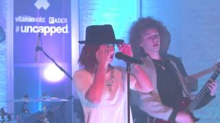 JoJo Anything live performance at uncapped vitaminwater The FADER