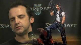 StarCraft II BlizzCon 09: Andy Chambers Interview