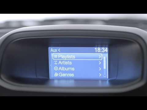 Nueva Ranger - Conectividad MP3