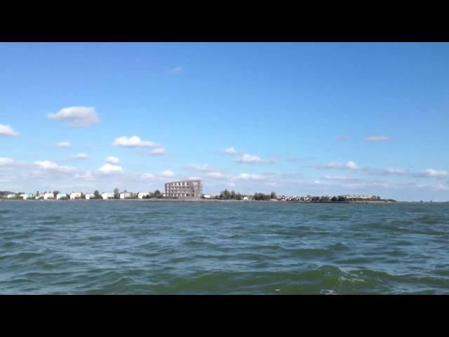 Beach Resort Makkum aus Ijsselmeersicht