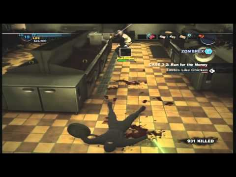 Dead Rising 2 Gameplay and Commentary  