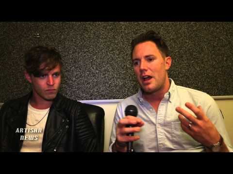 WILD CUB INTERVIEW, PART 2, SXSW INTERVIEW, THUNDER CLATTER