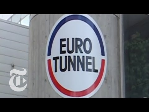 World: Euro Tunnel Fires | The New York Times