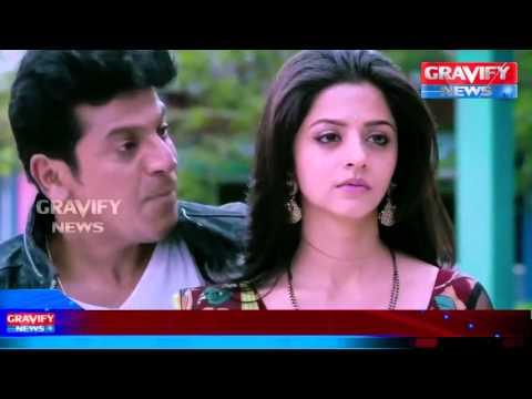 Shivalinga movie rushes.