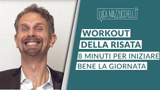 Workout della risata: 8 minuti per iniziare bene la giornata