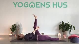 Myk yoga for bedre mestring
