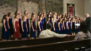 Castillero Middle School Bel Canto Choir - The Lonely Sea